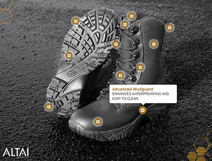 Key Features of our Tactical and Hunting Boots