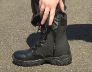 Tactical Footwear for Plantar Fasciitis