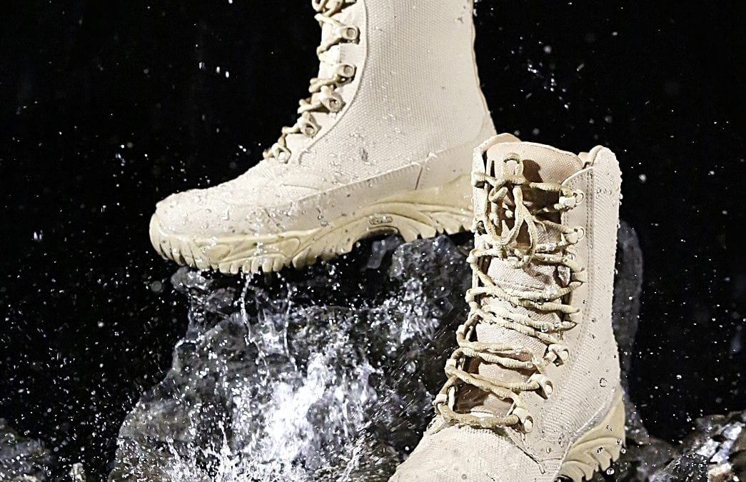 The Main Benefits of Having Waterproof Work Boots
