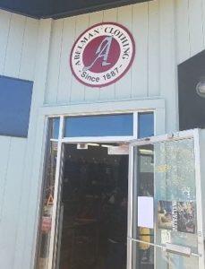 ALTAI™ Retailer Spotlight: Abelman Clothing & Footwear, Bessemer Michigan