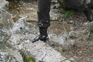 Water Resistant Footwear