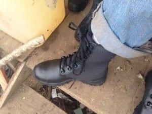ALTAI™ Boot in Alaska