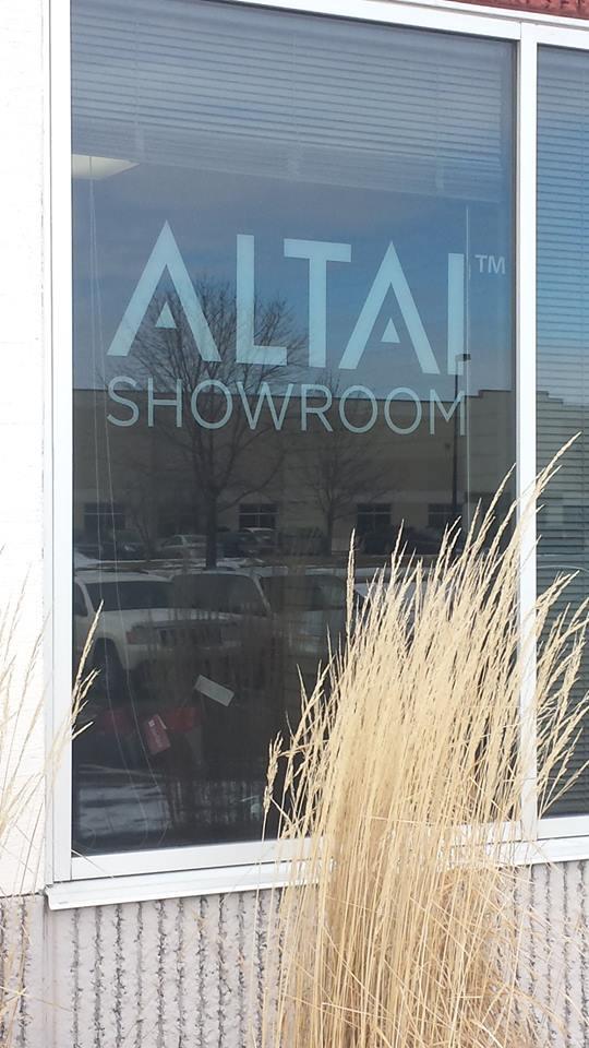 ALTAI™ Showroom in Oakdale MN