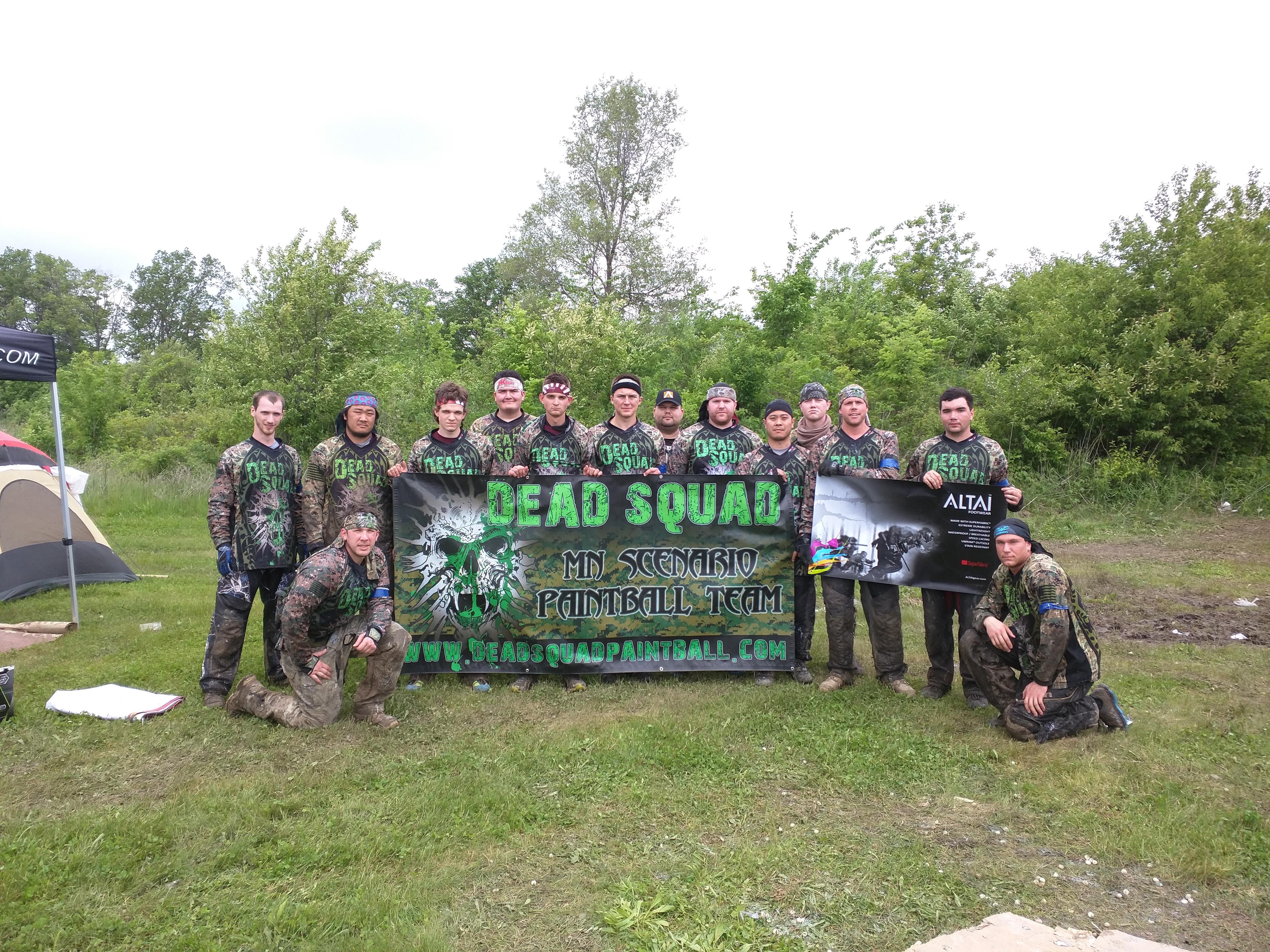 ALTAI™ Sponsering Dead Squad
