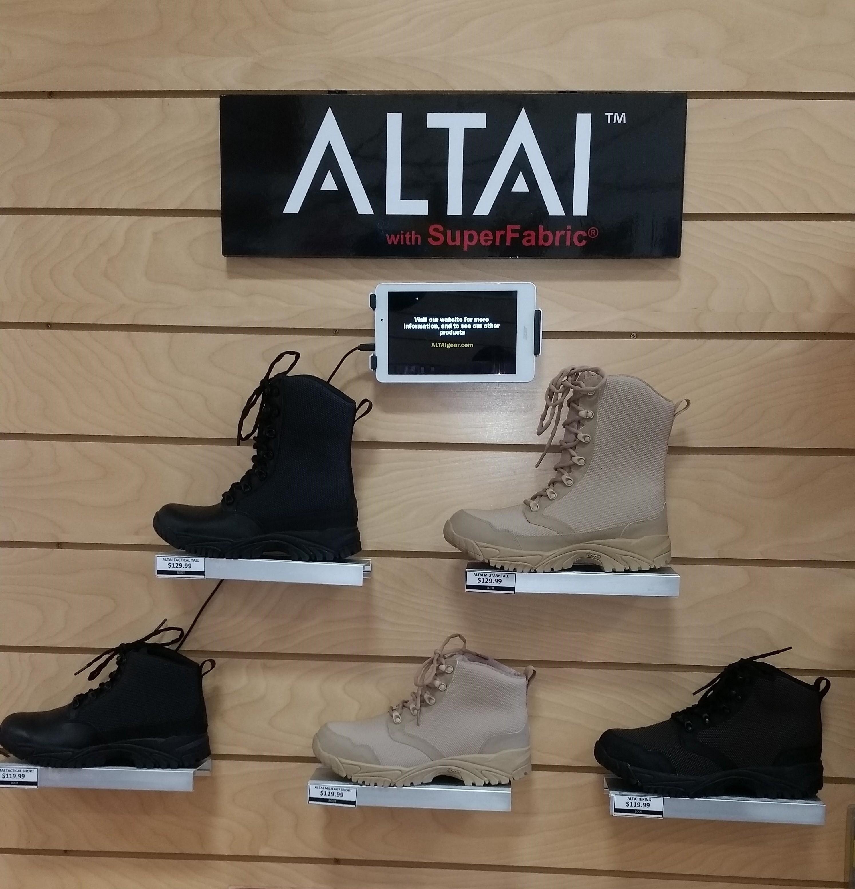 ALTAI™ Retailers