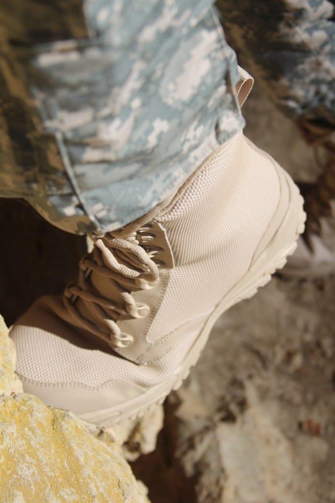 Protective Tactical Footwear