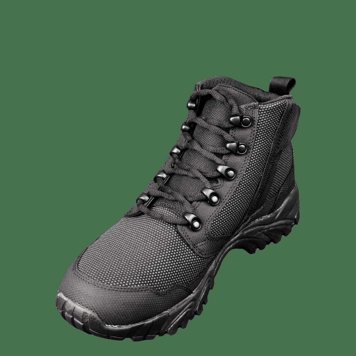 ALTAI™ 6″ Waterproof Side Zip Black Tactical Boots Model  MFT200 ... 7069e03ea3