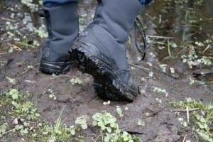 Rugged Tactical Footwear