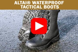 ALTAI Waterproof Tactical Boots