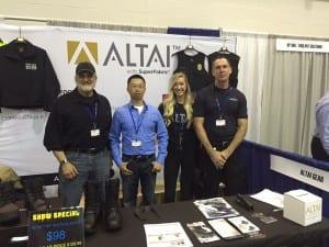 ALTAI Team at the 2015 Executive Training Institute (ETI)