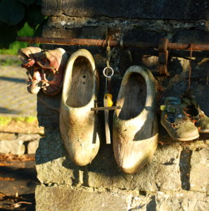 The History of Footwear for Labor
