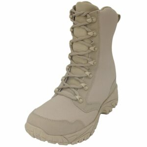 Military Tan Boot
