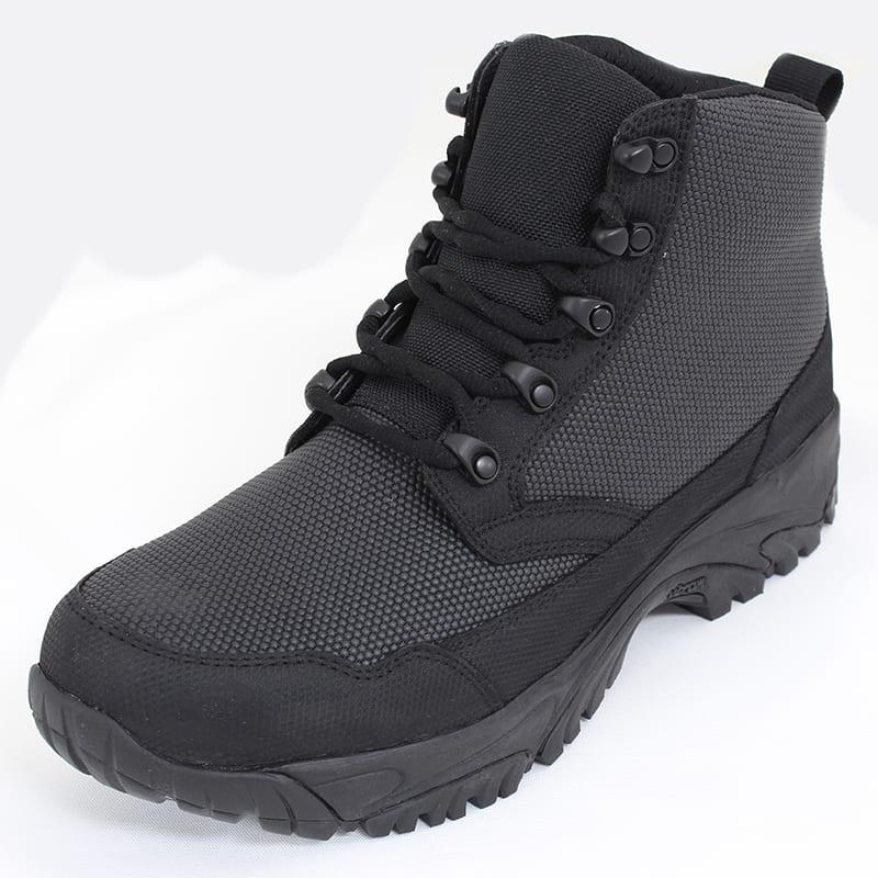 Black Tactical Boots