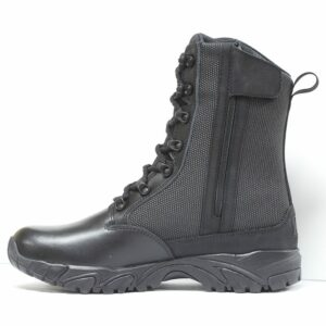 Hiking Boots with Zipper Side